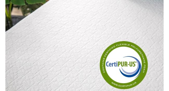 CertiPUR-US Certified Mattress