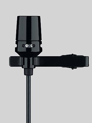 Shure CVL Lavalier Microphone