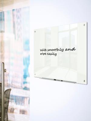 write smoothly and wripe easily
