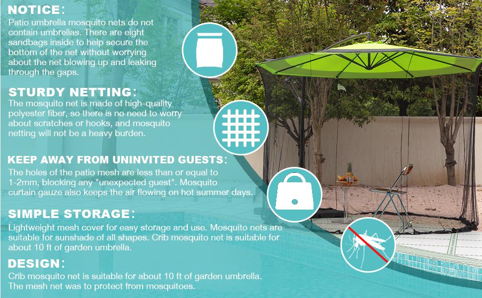 offset patio umbrella cover