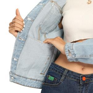 Inside Pockets of jean jakcets