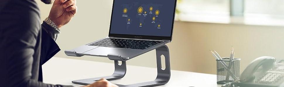 Laptop Riser Holder
