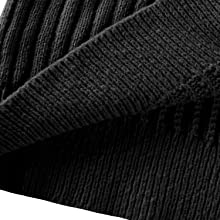 Conmite Mens Slim Fit High Neck Turtleneck Winter Warm Classic Pullover Sweaters