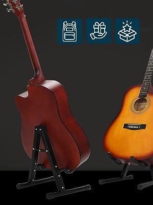 Guitar Stand Usage