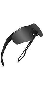 Extremus Diablo Polarized Cycling Sunglasses