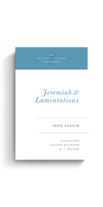 Jeremiah and Lamentations commentary