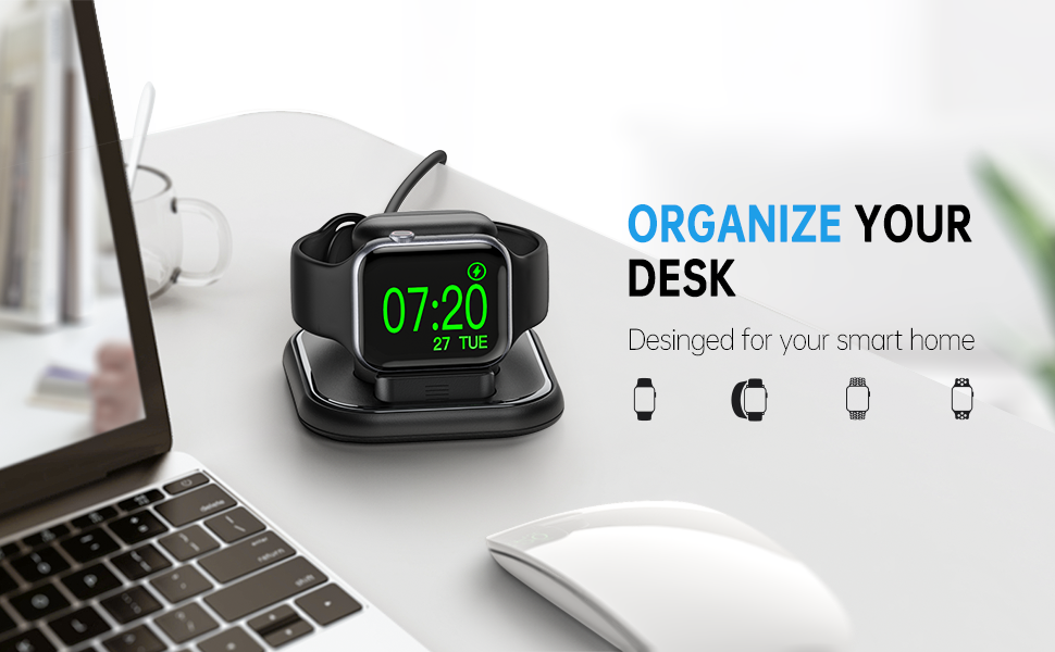 Design for your Smart Home, organize your desk.