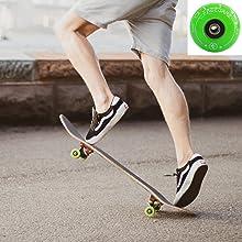 52mm skateboard wheels