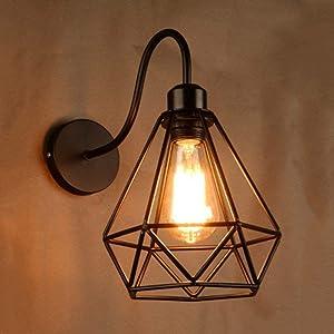 Damond wall light