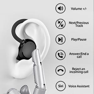 écouteur sans fil bluetooth