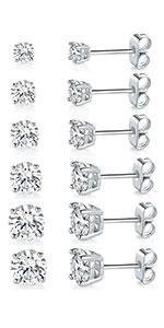 stud earrings,earrings for women,earriings for men,stud earrings oack ,cubic zirconia earrings
