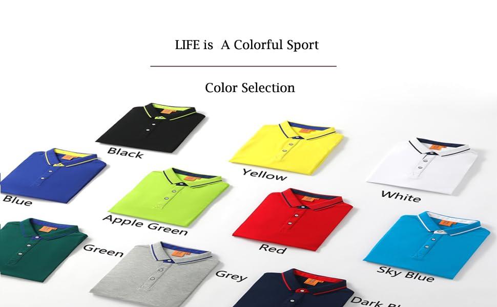 CNROS Polo shirt for men