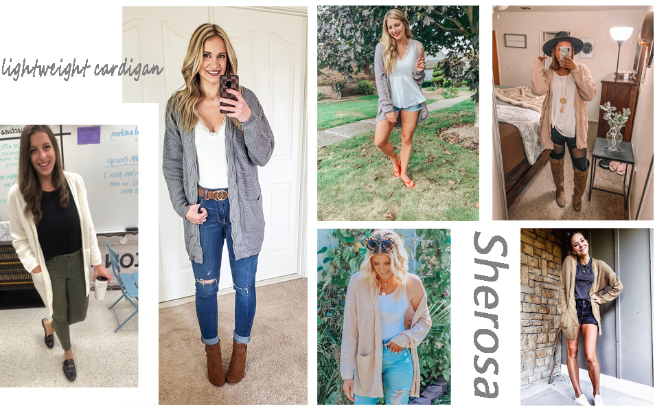 cable knit cardigan women