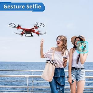 Gesture Selfie