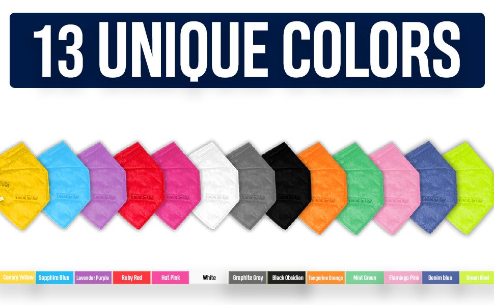 13 Colors