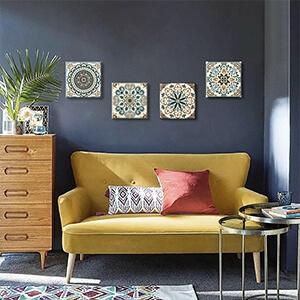 mandala decor wall