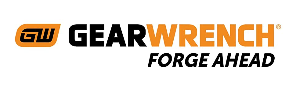 GEARWRENCH Logo Forge Ahead