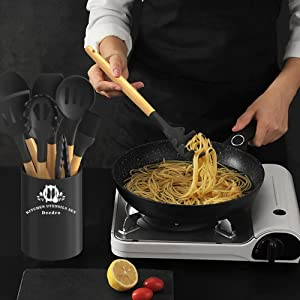 silicone cooking utensils silicone kitchen utensils