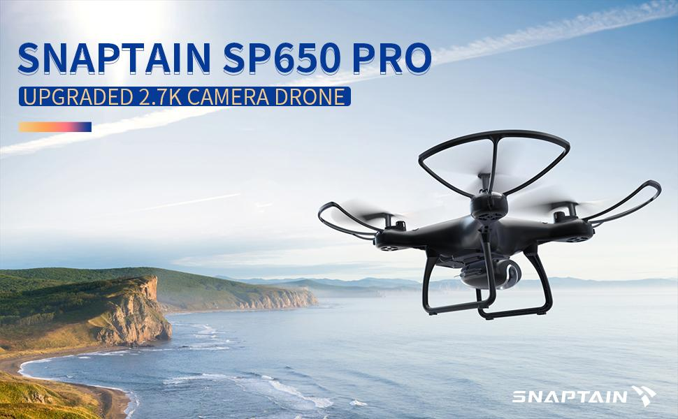 SNAPTAIN SP650 Pro Drone