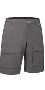 Mens quick dry cargo shorts