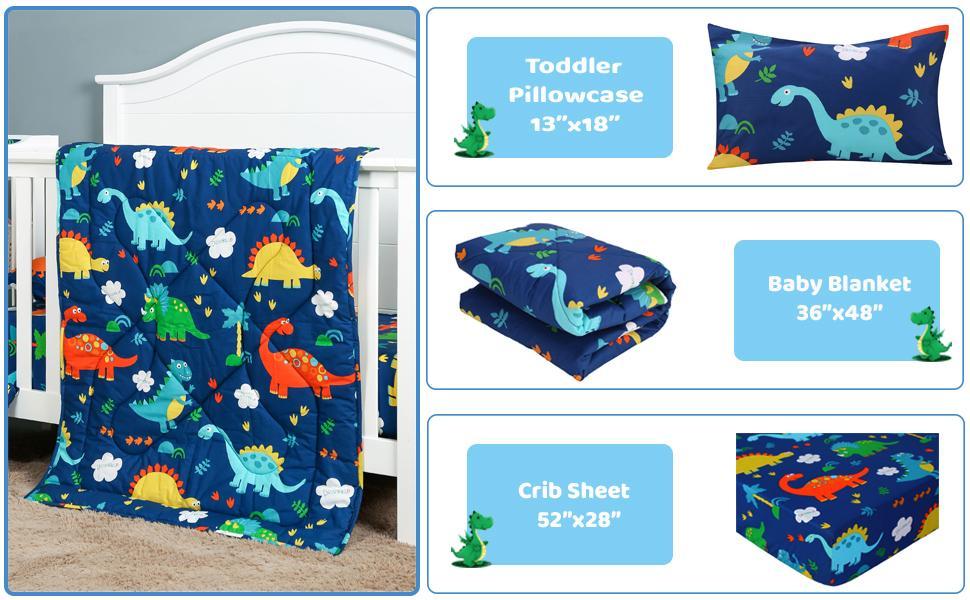 Dinosaur Bedding set for boys