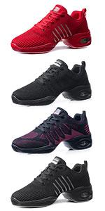 Women dance shoes