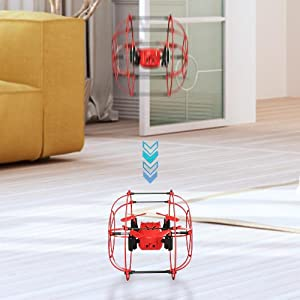 Emergency Stop function of remote contronl drone
