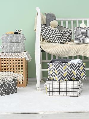 blanket storage basket