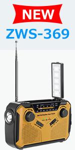 ZHIWHIS ZWS-369 Emergency Radio
