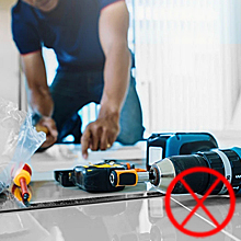 No tool installation, no professional worker installation