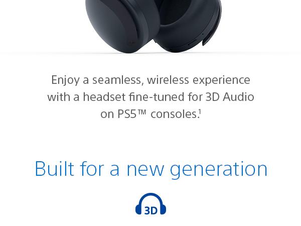 Enjoy a seamless wireless experience