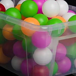 Rest assured that SportzGo makes beer pong balls that are the ideal size and shape for sinking