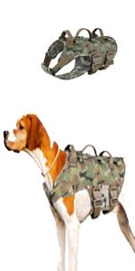 tactical harness