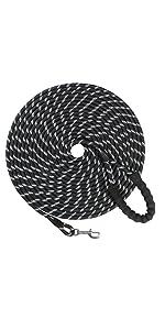 dog reflective leash