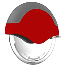 Pizza Cutter Wheel Red