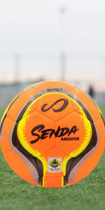 amador imposed over soccer field