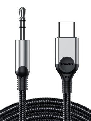 USB C to 3.5mm Audio Aux Jack Cable