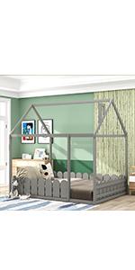House Full Bed
