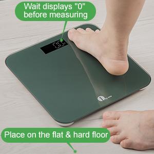 step on