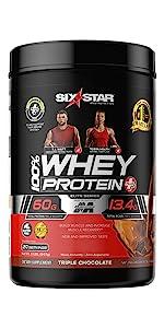 100% Whey Protein Plus