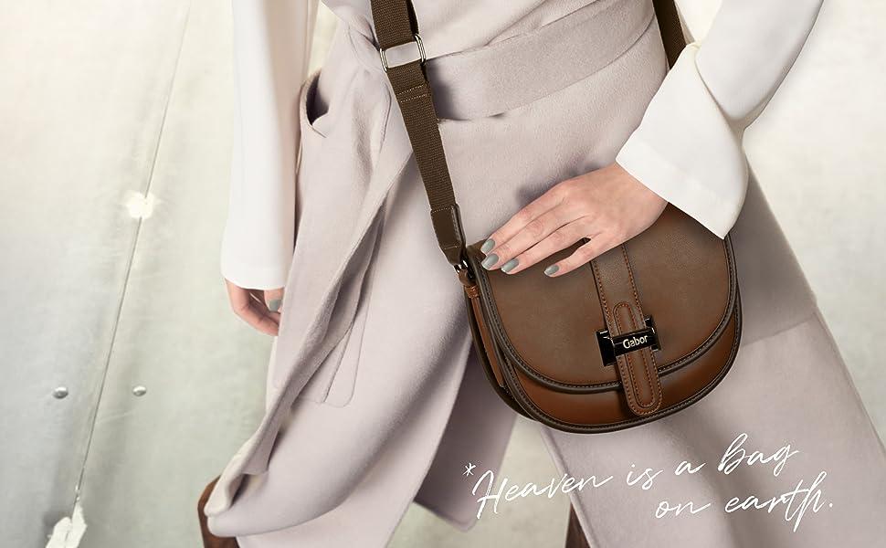 Gabor bags Damenhandtaschen Kollektion Herbst/Winter 2021