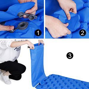 Sleeping mat Compact