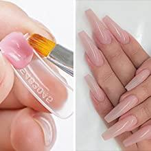 poly extension nail gel