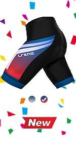 mens biker shorts padded pockets