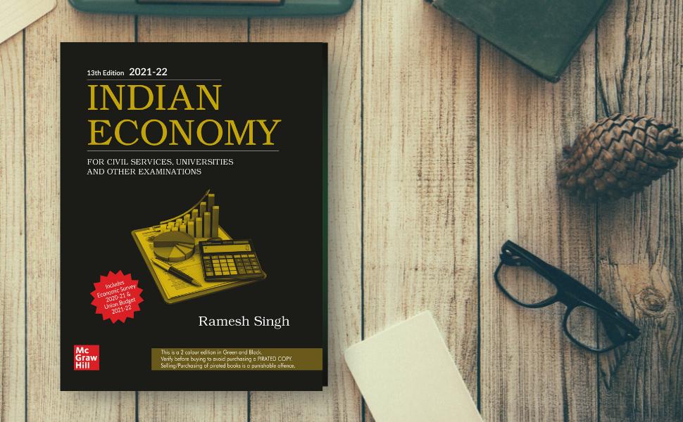 indian economy ramesh singh