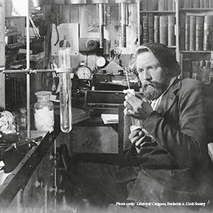 Polish geologist and meteorologist Henryk Arctowski.Library of Congress, Frederick A. Cook Society