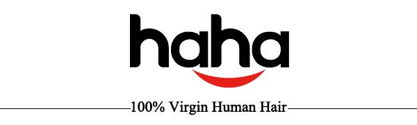 Haha human hair products