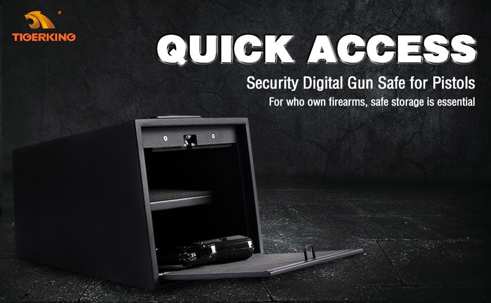 TIGERKING Security Gun Safe