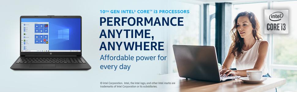 10th Gen Intel Core i3 Processors