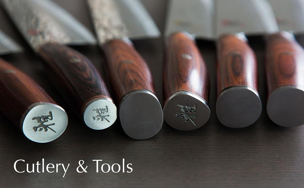 Miyabi, Cutlery, Japanses Knives, Knives Sharpeners, Knife Block Sets